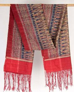 Ikat Silk Scarves  Mothers Love Free Information on how to (Make Money Online)  http://ibourl.com/1nss