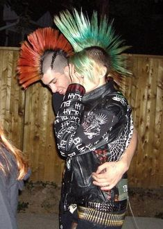 punk rock love by kaufmal90, via Flickr