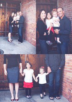 Cute family photos