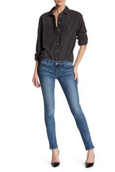 6f850b1d0d5 711 Skinny Jean Boyfriend Jeans, Mid Rise Skinny Jeans, Pants, Levis, Tops