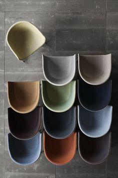 Cadeira confortável até de olhar - CASA VOGUE | Design