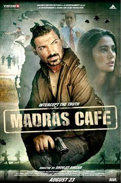 First Look: John Abraham and Nargis Fakhri in Madras Cafe - MissMalini