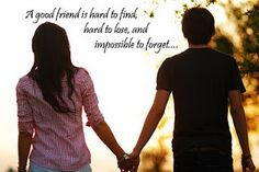 friendship quotes between boy and girl