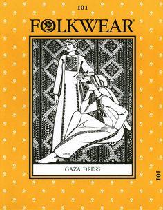 Patterns - Folkwear #101 Gaza Dress