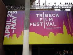 Walking Off the Big Apple: Mapping Out the Tribeca Film Festival