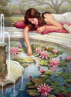 Brenda Burke ~ Classical realist painter   Tutt'Art@   Pittura * Scultura * Poesia * Musica  