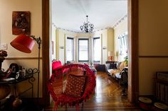 Shelley & Janluk's Globally Eclectic Brooklyn Paradise