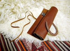 Leather+Tool+Wrap+by+ShelterProtectsYou+on+Etsy,+$32.00