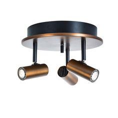 Cato triospot oxid LED dimbar (Bright 1-2-3)
