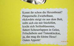 Tischsprüche für den Kindergarten - KitaKram.de
