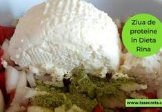 Dieta Rina Ziua 1 – Ziua de Proteine Grains, Dairy, Cheese, Food, Diet, Meals, Yemek, Eten