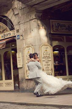 DULCINEASTUDIOS FOTOS BODAS VINTAGE fotografos barcelona: Post Boda M+M