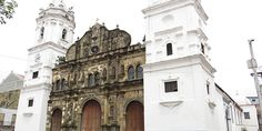 Visiting Casco Viejo – The Old New Capital of Panama - Don't go on a Monday. Everything is closed including the museum and even the churches.