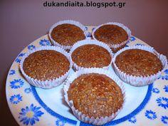 Όλα για τη δίαιτα Dukan: Μάφινς σοκολάτα, Ντουκάν Dukan Diet, Muffin, Cooking, Breakfast, Food, Beauty, Kitchen, Morning Coffee, Essen