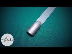 Jak zrobić chromowane paznokcie? Efekt metalicznych paznokci, chrome♡ - YouTube