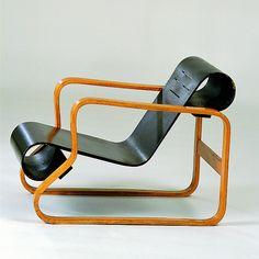The Paimio Chair, by Alvar & Aino Aalto