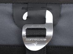 Crash pad buckle