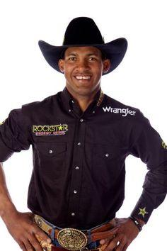 Brazilian Bull Riders Valdiron de Oliveira