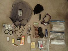 Gear List For Summer Backpacking