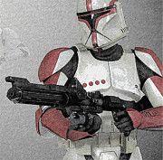 Star Wars Episode 6 Art by Star Wars Artist