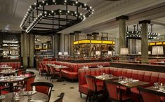 Rosewood Hotel, London - dining room