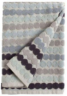 Rasymatto Bath Towel Grey/Grey