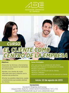 El Cliente como Centro de la Empresa (2013)