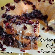 Cranberry Orange Bread by LadyBehindTheCurtain
