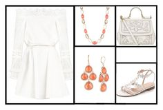 """""""Outfit # 3193"""" by miriam83 ❤ liked on Polyvore featuring Anne Klein, Dolce&Gabbana and Oscar de la Renta"""