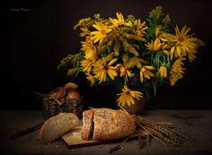 Freshly baked bread ***by Elena Pankova on 500px