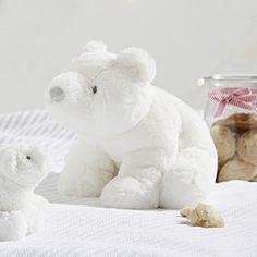Buy Medium Lumi Polar Bear  - from The White Company