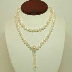 Pearl Mala - Exotic Pearl Jewelry - Jewel of the Lotus / Lotus Gallery
