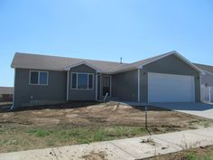 2131 Del Mar Street - Billings MT Rentals | Brand New Construction! Vaulted and Tray Ceilings Double sinks in Master Walk In closet Pantry Slate Appliances main floor laundry w/sink. Fence and Landscaping to be installed soon. Call Sheri 406-690-2885 to schedule showing. | Pets: Negotiable | Rent: $1525.00 per month | Call C&S Property Management at 406-690-2885