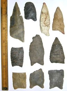 Image Detail for - Arrowheads / Indian Artifacts ...