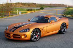 2008 Dodge Viper Hurst 50th Anniversary. Awesome American Supercar!