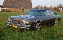 Chevrolet Impala 5.0 1979