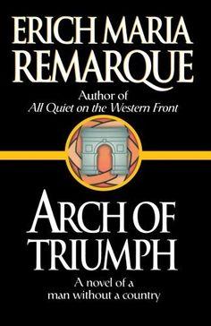 Arch of Triumph by Erich Maria Remarque, http://www.amazon.com/dp/0449912450/ref=cm_sw_r_pi_dp_4ONFpb1CAS904