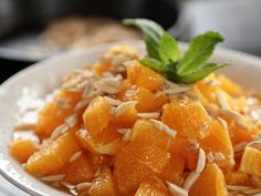 Champagne Oranges recipe from Ree Drummond via Food Network