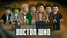 Doctor Who LEGO Incoming?