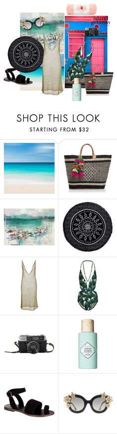 """""""Trinidad & Tobago Travel Outfits"""" by chloe-munro ❤ liked on Polyvore featuring Mar y Sol, The Beach People, Haus Alkire, ADRIANA DEGREAS, Benefit, Free People, Alice + Olivia, ban.do, caribbean and contestentry"""
