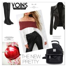 """""""YOINS #1"""" by maja9888 ❤ liked on Polyvore featuring StyleNanda, yoins, yoinscollection and loveyoins"""
