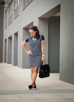 Sporty Chic Travel Style