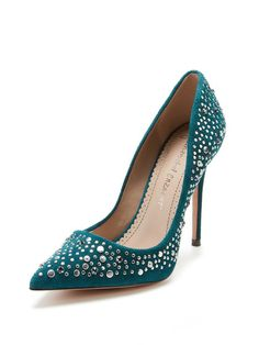 Elle Pointed-Toe Pump by Jean-Michel Cazabat at Gilt