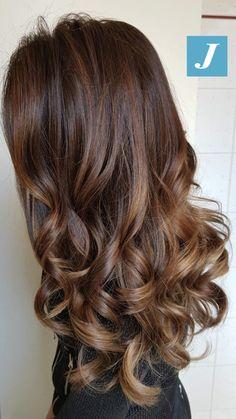 Balyage Hair, Hair Color Balayage, Hair Highlights, Brown Blonde Hair, Brunette Hair, Butterscotch Hair, Mocha Hair, Honey Hair, Brown Hair Colors