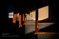 Untitled by DetailReich  Sun Light Train Radebeul Bahnhof History Waggon Zugfahrt Nostalgie Deutsche Reichsbahn Zugabteil Zug