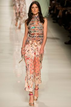 Etro Spring 2014 Ready-to-Wear - Collection - Gallery - Style.com