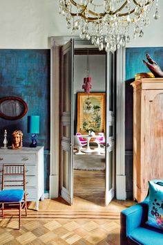 House tour: the vibrant Mexico City home of Dirk Jan Kinet