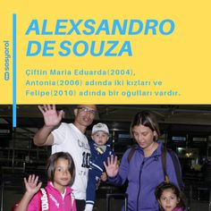 Alex De Souza Hakkında Bilinmeyen 17 İlginç Bilgi!