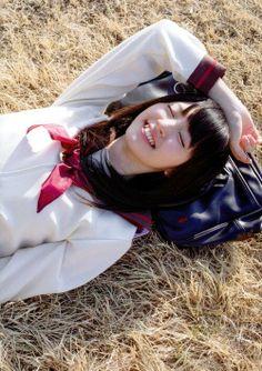 Airi Suzuki.>> pinterest.com/yurina3c/airi-suzuki-c-ute/