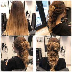 Gólyabálra is szép frizura dukál. Noémi alkotása nagyon szép lett :)  #instafashion #beautysalon #hairstyle #hairstyles #hairs #hairsalons #hairbunmaker #hair #prilaga #hairfashion #hairbuns #hairsalon #hairdresser #hairbun #hairofinstagram #hairoftheday #konty #menyasszony #kiengedettkonty#magdiszepsegszalon Dreadlocks, Hair Styles, Beauty, Hair Plait Styles, Hair Makeup, Hairdos, Haircut Styles, Dreads, Hair Cuts